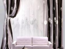 стильные шторы для гостиной