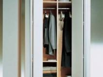 деревянные складные двери