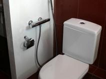 гигиенический душ в туалете