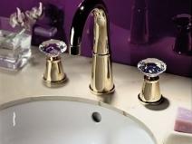 вентильный смеситель в ванную