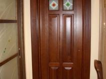 входные сосновые двери