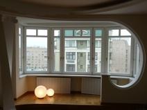 Перепланировка балкона