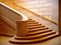 Бетонные ступени для лестницы