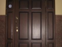 красивые тамбурные входные двери