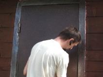 как установить металлические двери