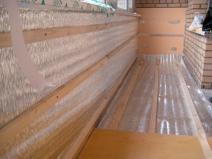 Ремонт и утепление балкона. Перед отделкой