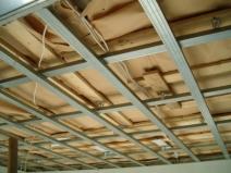 Теплоизоляция минватой: потолок