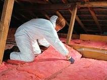 Утепление потолка в доме: укладываем стекловату на чердак