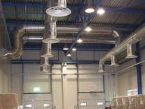 вентиляционная система здания