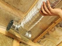гофра для вентиляционных систем