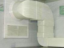 вентиляционный короб пвх