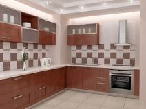 керамическая плитка для облицовки стен на кухне