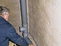 ремонт внутренней канализации