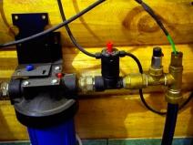 система водоснабжения на даче