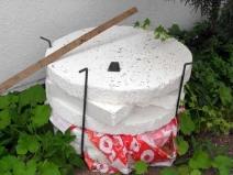утепление колодца для водоснабжения
