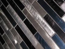 Серебристая затирка для швов плитки