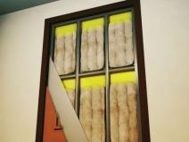 Шумоизоляция входной двери минеральной ватой